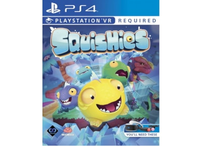 Squishies – PS4/PSVR Game