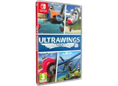 UltraWings – Nintendo Switch Game