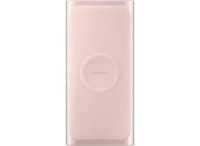 Wireless Powerbank Samsung EB-P3000BNEGWW - 10.000 mAh - Ροζ