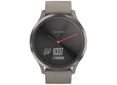 Smartwatch Garmin Vivomove HR Sport Black - Sandstone