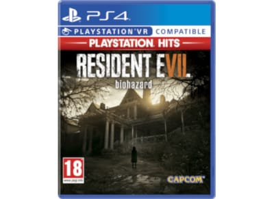 Resident Evil VII Biohazard Playstation Hits - PS4/PSVR Game
