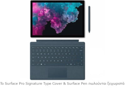 "Laptop Microsoft Surface Pro 6- 12.3"" ( i5-8250U/8GB/256GB SSD/UHD)"