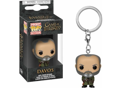 Μπρελόκ Funko Pop! Keychain- Game of Thrones - Davos