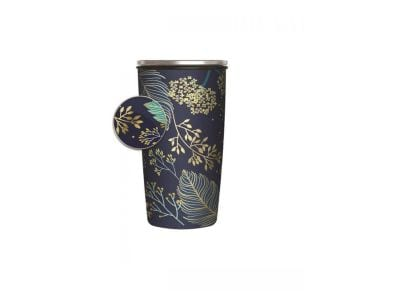 Κούπα Bamboo Cup Tumbler Golden Leaves