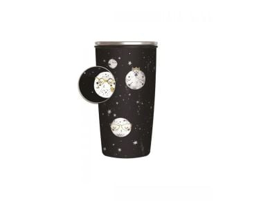 Κούπα Bamboo Cup Tumbler Mr. Moon Gold