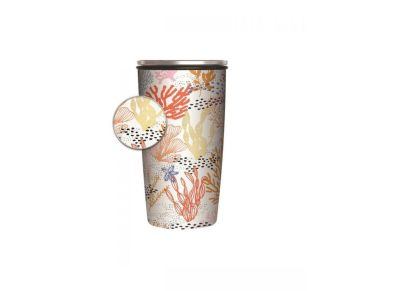 Κούπα Bamboo Cup Tumbler Under The Sea Gold
