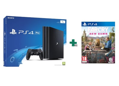 Sony PlayStation 4 Pro - 1TB & Far Cry New Dawn gaming   κονσόλες   ps4