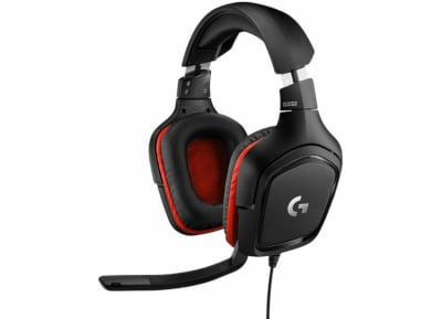 Gaming Headset - Logitech G332 - Μαύρο