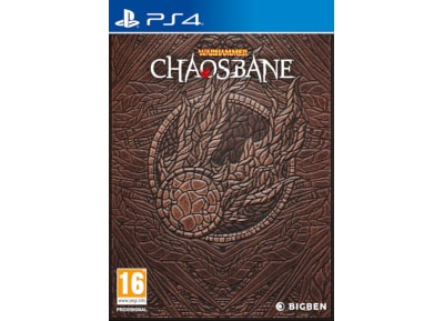 Warhammer Chaosbane Magnus Edition - PS4 Game