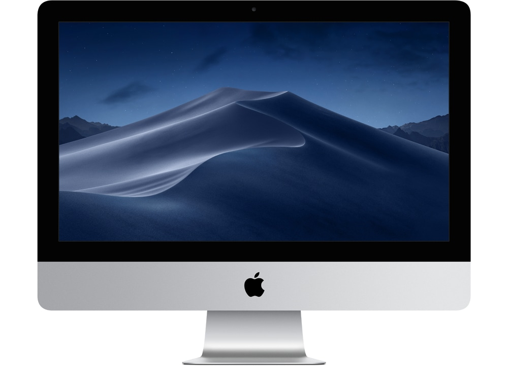 "Apple iMac MRT32GR/A (Mid 2019) - 21.5"" (Core i3 3.6GHz 8th gen/8GB/1TB/Radeon Pro 555X 2GB) 4K Display"