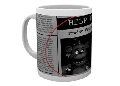Κούπα GB Eye Five Nights at Freddy's - Help Wanted