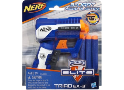 Εκτοξευτής Nerf N-Strike Elite Triad EX3