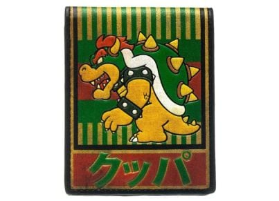 Πορτοφόλι Difused Nintendo Bowser Kanji