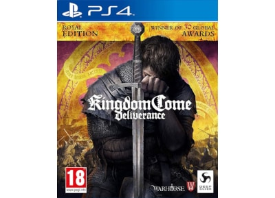 Kingdom Come Deliverance Royal Edition - PS4 Game