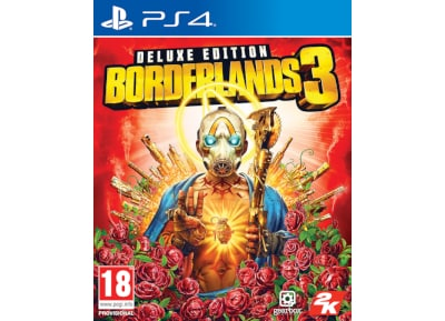 Borderlands 3 Deluxe Edition – PS4 Game
