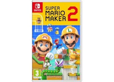 Super Mario Maker 2 – Nintendo Switch Game