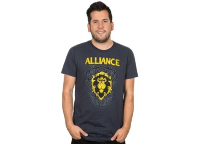 a0a2f19ac816 T-Shirt Jinx WOW Alliance Crest Version 3 - S