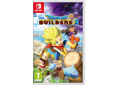 Dragon Quest Builders 2 – Nintendo Switch Game