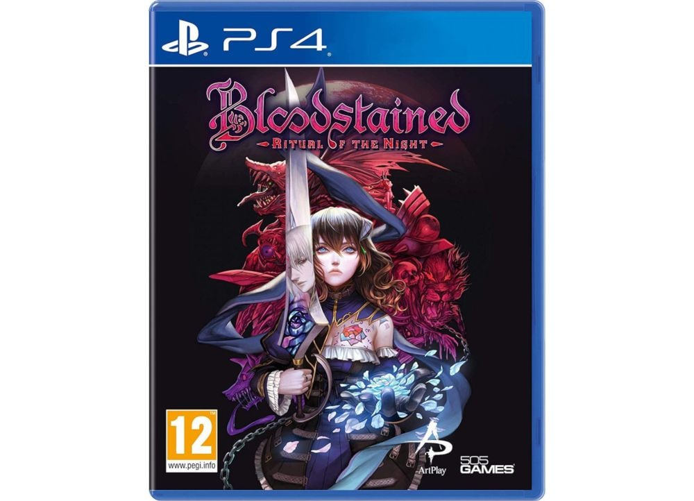 Bloodstained: Ritual of the Night - PS4 Game