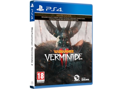 Warhammer: Vermintide 2 - PS4 Game