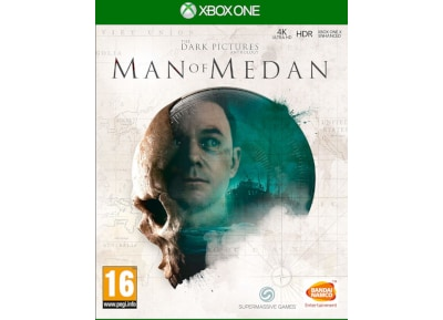 The Dark Pictures: Man Of Medan – Xbox One Game