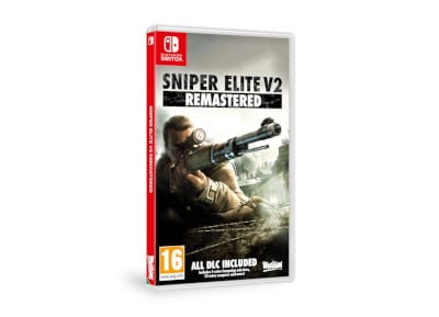 Sniper Elite v2 Remastered – Nintendo Switch Game