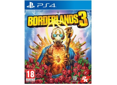 PS4 Used Game - Borderlands 3