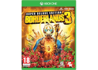 Borderlands 3 Collector's Edition & Super Deluxe Edition – Xbox One Game