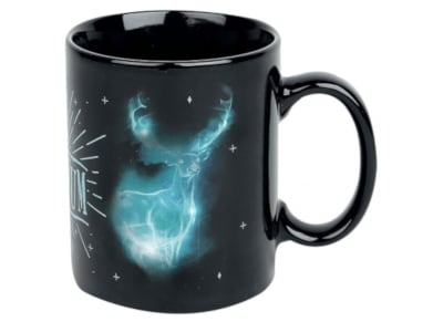 Κούπα Pyramid Harry Potter Glow in The Dark Heat Change Mug