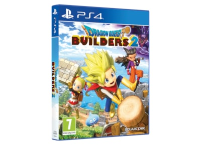 Dragon Quest Builders 2 – PS4 Game