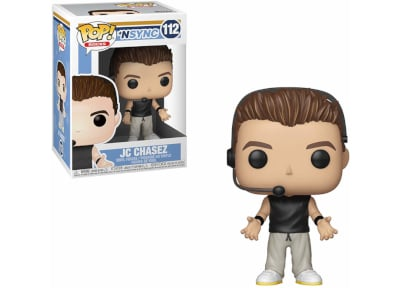 Φιγούρα Funko Pop! Rocks - Nsync - JC Chasez