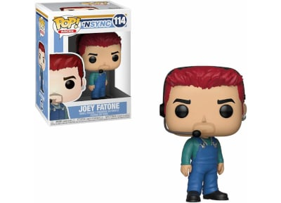 Φιγούρα Funko Pop! Rocks - Nsync - Joey Fatone