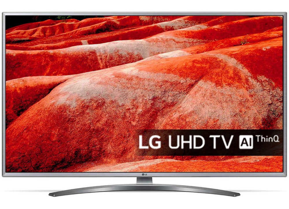"Τηλεόραση LG 50"" Smart LED Ultra HD HDR 50UM7600PLB"