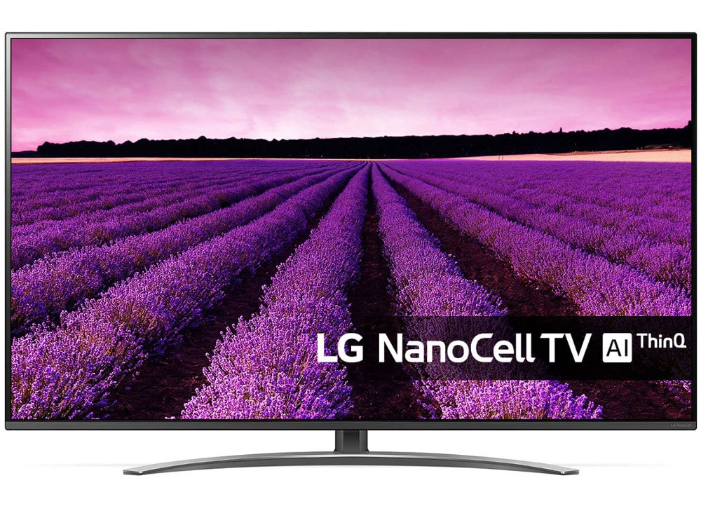 "Τηλεόραση LG 55"" Smart LED 4K UHD NanoCell 55SM8200PLA"