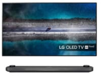 "Τηλεόραση LG 77"" Smart OLED Ultra HD HDR Signature OLED77W9PLA"
