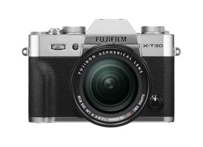 Mirrorless Camera Fujifilm X-T30 18-55mm Ασημί