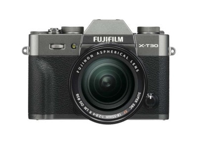 Mirrorless Camera Fujifilm X-T30 18-55mm Γκρί