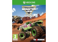 Monster Jam Steel Titans - Xbox One Game