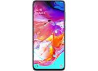 Samsung Galaxy A70 128GB Smartphone Λευκό