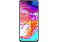 Samsung Galaxy A70 128GB Smartphone Μαύρο