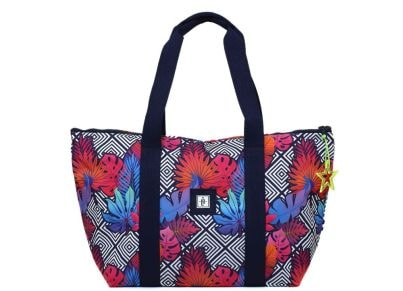 Τσάντα Weekender The Lunchbags Tropical