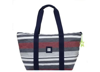 Τσάντα Weekender The Lunchbags Navy