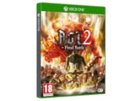 Attack on Titan 2 Final Battle - Xbox One Game