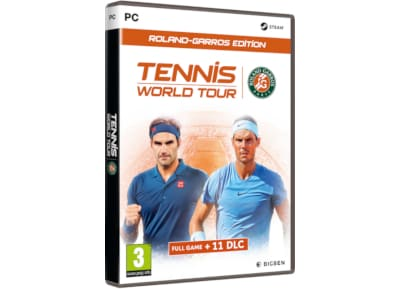Tennis World Tour Roland Garros Edition - PC Game
