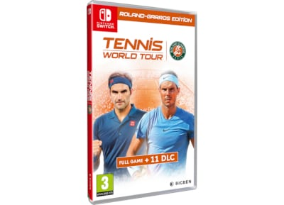 Tennis World Tour Roland Garros Edition - Nintendo Switch Game
