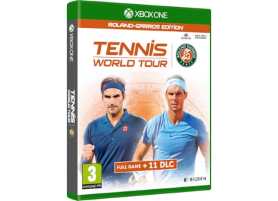 Tennis World Tour Roland Garros Edition - Xbox One Game