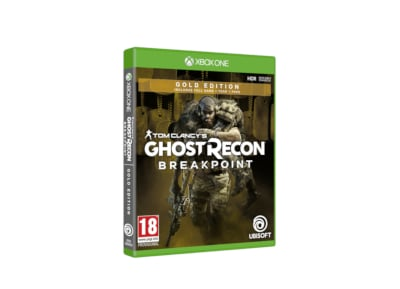 Tom Clancy's Ghost Recon: Breakpoint Gold Edition – Xbox One Game