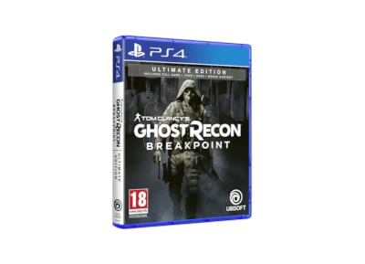 Tom Clancy's Ghost Recon: Breakpoint Ultimate Edition – PS4 Game