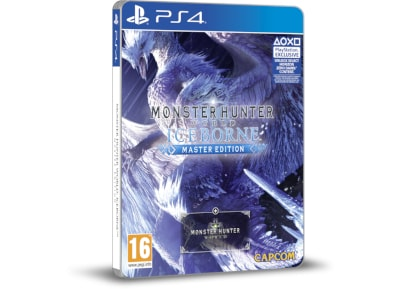 Monster Hunter World Iceborne Steelbook Edition - PS4 Game