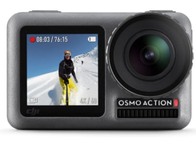 Action Camera DJI Osmo Action